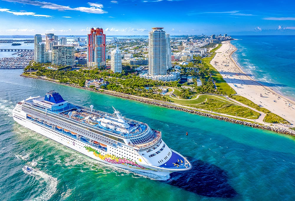 2021 Weekend Cruises from Miami - Norwegian Sky