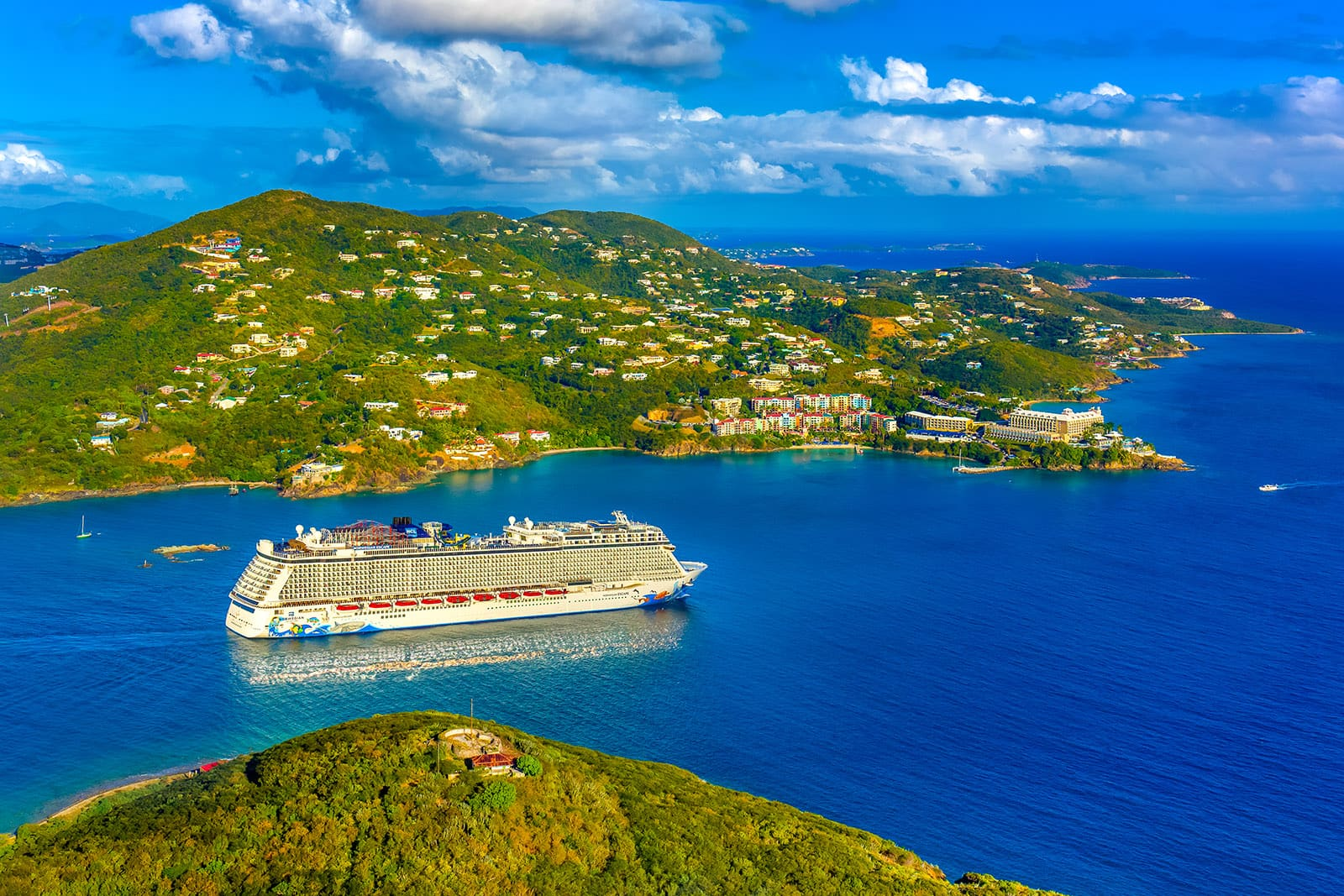 Explore Caribbean Cruises from New York with Norwegian