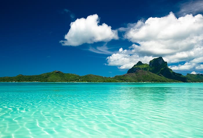 Cruises to Bora Bora, French Polynesia