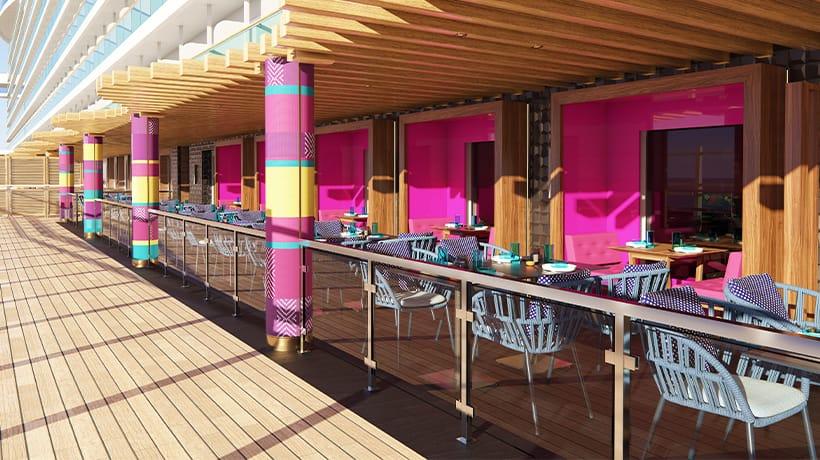 Norwegian Prima Cruise Ship Deck Plans | Norwegian Cruise Line
