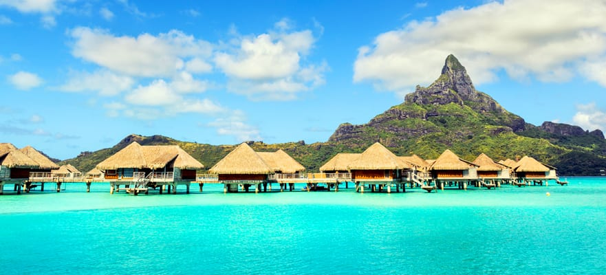14-Day South Pacific From Sydney to Papeete: Fiji, Bora Bora & Moorea