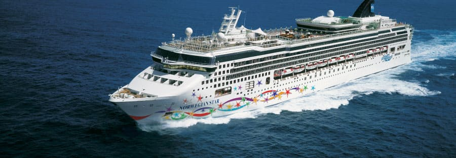 Cruise to Italy on Norwegian Star