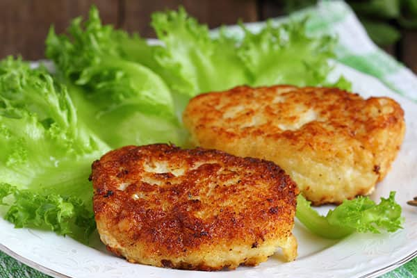 Fish Cakes in Barbados