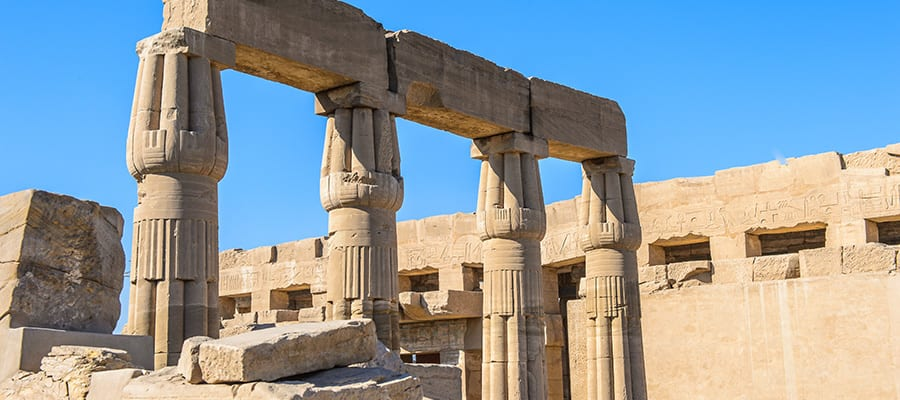 Karnak temple complex on Cruises to Safaga