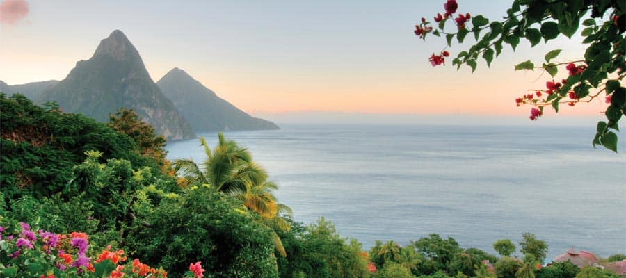 St. Lucia on your Caribbean cruise